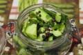 Миниатюра к статье Маринованные огурцы с горчицей – рецепт легкой овощной закуски