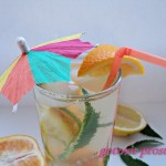 Лимонад апельсиновый с киви