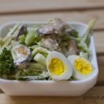 «Нет!» обыденным сочетаниям продуктов – салат с мидиями и огурцом