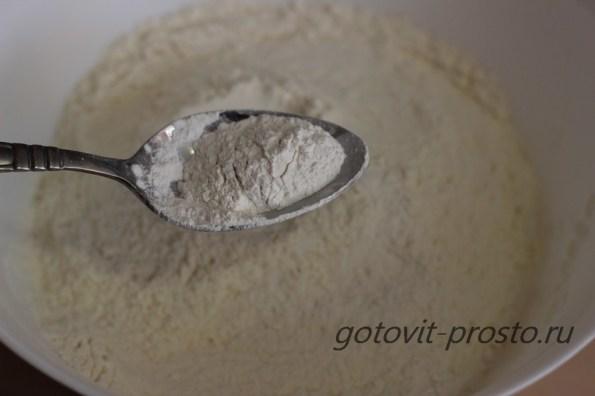 1 маффины с голубикой рецептс фото