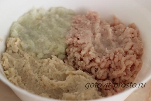 Лучший рецепт котлет из куриной грудки с пошаговым фото