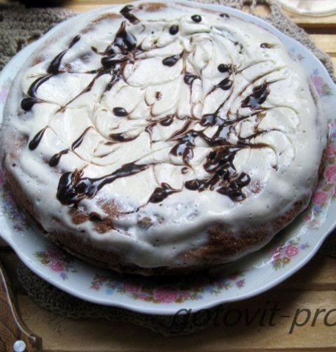 Вкуснейший десерт «Зебра» торт - рецепт с фото