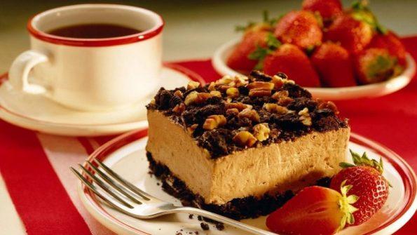 Десерт фото