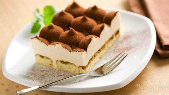 Тирамису итальянский десерт