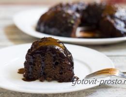 Шоколадный пудинг – рецепт бархатного десерта