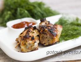 Барбекю из курицы – лучший рецепт знакомого блюда