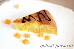 Полезный рецепт: апельсиновый пирог в мультиварке